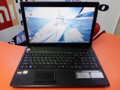 """Acer. 15.6"""", 1,6ГГц, ОЗУ 2048 Мб, диск 320 Гб, WiFi, аккумулятор на 3 ч."""