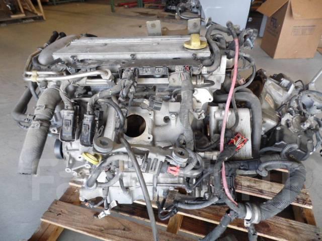 Двигатель комплектный 2.0B B207R на Cadillac BLS