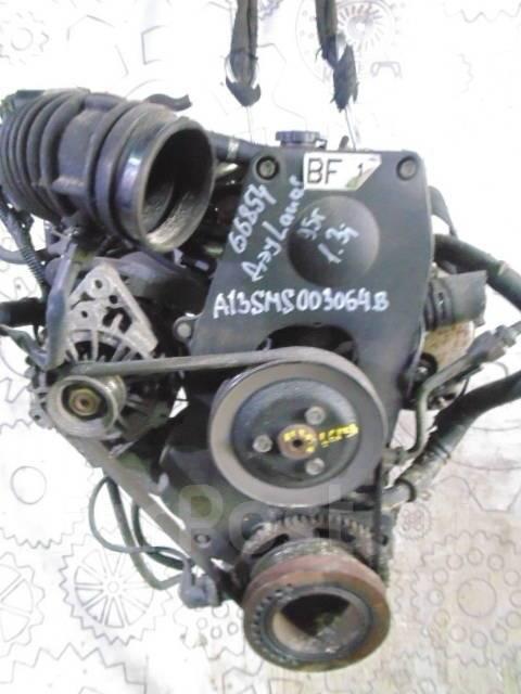 Контрактный (б у) двигатель ДЭУ Ланос 1996г A13SMS 1,3 л бензин