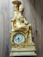 Часы каминные Витязь раритет. Оригинал