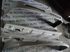 Обвес кузова аэродинамический. Toyota Corolla Fielder, NZE121, NZE121G