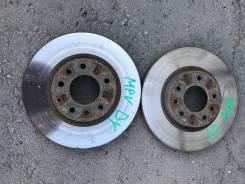 Диск тормозной. Mazda MPV, LY3P Mazda CX-7, ER, ER3P, ER19 Mazda CX-9, TB