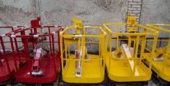 Монтажные корзины люльки сертифицированные. для КМУ и автокранов. Под заказ