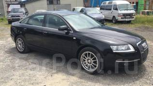 Audi A6. C6, AUK