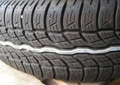 Bridgestone Dueler H/T D687. Летние, 2014 год, износ: 10%, 1 шт