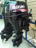 Suzuki. 30,00л.с., 4-тактный, бензиновый, нога L (508 мм), Год: 2006 год