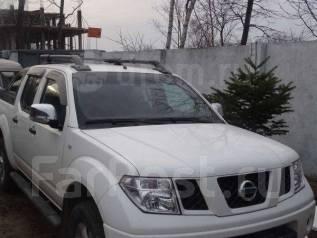 Nissan Navara. автомат, 4wd, 2.5 (170л.с.), дизель, 120 000тыс. км