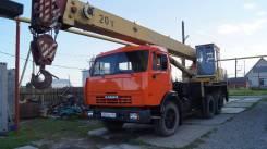 КС-55715, 2002. Продам автокран на базе Камаз КС-45715 2002г. в., 11 000 куб. см., 20 000 кг., 17 м.