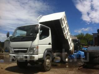 Mitsubishi Canter. Mitsubishi-Canter,4WD, мостовой самосвал, 5 300 куб. см., 3 000 кг.