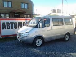ГАЗ 2217 Баргузин. Продам » ГАЗ » 2217 Соболь/Баргузин, 2 100 куб. см., 6 мест