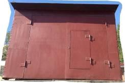 Гаражи металлические. улица Пятнадцатая 15, р-н Седанка, 20 кв.м. Вид изнутри