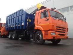 Майман-110S. КМУ Ломовоз КамАЗ-65115-773094-42(Евро 4), кузов 30 куб., ,, 11 700 куб. см., 11 000 кг.