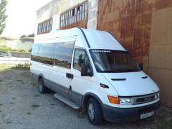 Iveco Daily. Автобус iveco daily 35 S 13 20 мест, 2 800 куб. см., 20 мест