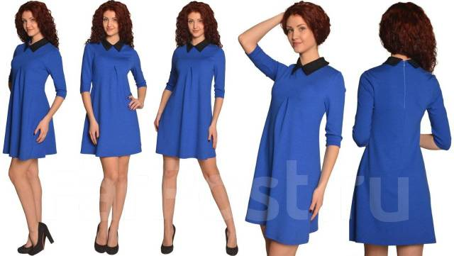8ddd483ae271 Платье российского производства - Основная одежда во Владивостоке