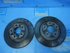Диск тормозной. Audi A6, 4F5/C6, 4F2/C6