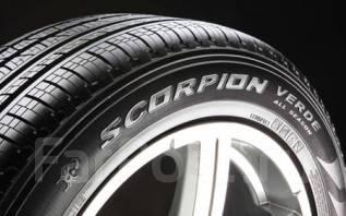 Pirelli Scorpion Verde All Season. Всесезонные, 2017 год, без износа, 4 шт