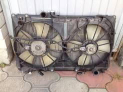 Радиатор охлаждения двигателя. Toyota Altezza, GXE10W, GXE10 Toyota IS200, GXE10 Lexus IS200, GXE10 Двигатель 1GFE