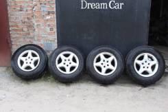Комплект колёс на Mercedes W163. 8.0x16 5x112.00 ET62