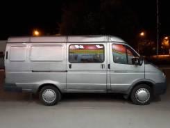 ГАЗ 2705. Газель Бизнес 2705, 7 мест + грузовой отсек, 2 900 куб. см., 1 500 кг.
