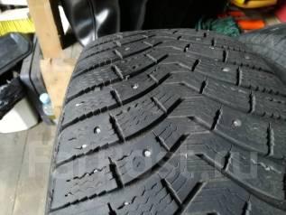 Michelin Latitude X-Ice North. Зимние, шипованные, 2013 год, износ: 50%, 4 шт