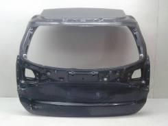 Накладка крышки багажника. Nissan X-Trail, T31, T31R Двигатели: M9R, MR20DE, QR25DE. Под заказ