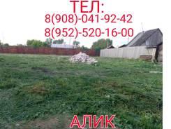 Продаётся земельный участок. 600кв.м., собственность, электричество, вода