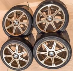 Bridgestone BEO. 7.5x18, 5x100.00, ET49, ЦО 73,1мм.