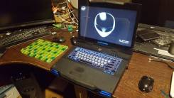 "Dell Alienware. 15.6"", 1 600,0ГГц, ОЗУ 6144 МБ, диск 500 Гб, WiFi, Bluetooth, аккумулятор на 4 ч."