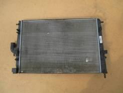 Радиатор охлаждения двигателя. Renault Duster Nissan Almera