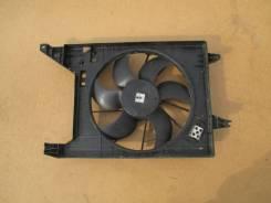 Вентилятор охлаждения радиатора. Лада Ларгус Renault Logan Renault Sandero