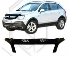 Дефлектор капота. Opel Antara, L07 Двигатели: A24XE, Z32SE, A30XH, Z24SED, 10HM, A30XF, Z24XE, A22DMH, A22DM. Под заказ
