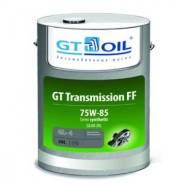 GT Oil. Вязкость 75W-85, полусинтетическое