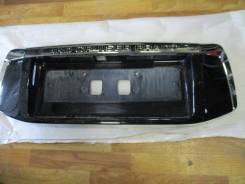Накладка на дверь багажника. Toyota Land Cruiser Prado, GRJ150L, GRJ150, GRJ150W