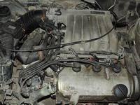 Двигатель в сборе. Mitsubishi Galant