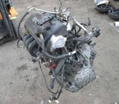 Двигатель в сборе. Toyota Corolla Spacio, ZZE124, ZZE124N Двигатель 1ZZFE