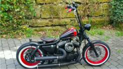 Harley-Davidson Sportster 883 Custom XL883C. 883 куб. см., исправен, птс, без пробега. Под заказ