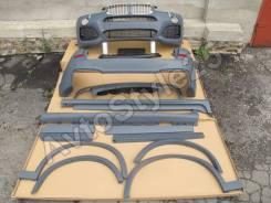 Обвес кузова аэродинамический. BMW X3, F25. Под заказ