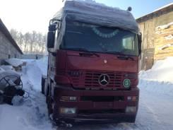 Mercedes-Benz Actros. Mercedes Actros MP1, 4 400 куб. см., 20 000 кг.