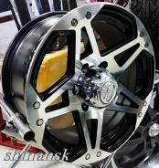 Sakura Wheels. 8.0x16, 6x139.70, ET-20, ЦО 110,5мм.