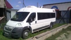 Peugeot Boxer. Микроавтобус пежо боксер, 2 200 куб. см., 17 мест