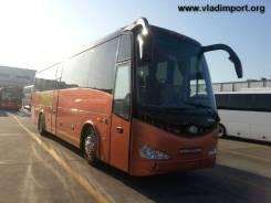 King Long. KIng Long – туристические автобусы., 8 900 куб. см., 49 мест