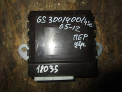 Блок управления дверями. Lexus GS300, GRS190 Двигатель 3GRFSE