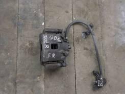 Суппорт тормозной. Honda Fit, GD2