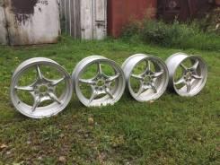 Honda Mugen. 6.5x15, 4x100.00, ET45, ЦО 56,1мм.