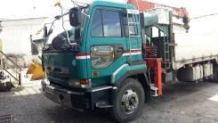 Nissan Diesel UD. Продается грузовик Nissan Diesel с манипулятором 3т., 17 000 куб. см., 10 000 кг.