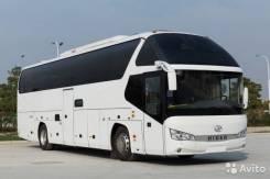 Higer KLQ6122B. Туристический автобус ,, 8 900 куб. см., 51 место