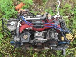 Двигатель в сборе. Subaru Impreza WRX STI, GC8 Subaru Legacy, BG5