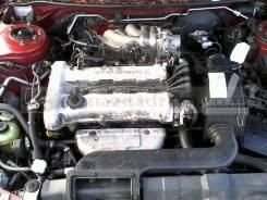 Двигатель в сборе. Mazda MX-3
