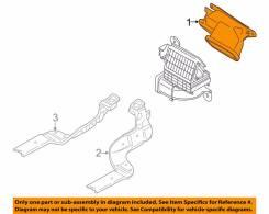 Решетка вентиляционная. Mazda CX-7, ER3P, ER Двигатели: L3VDT, L3VE, L5VE, MZR, DISI, MZRCD, R2AA