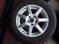 Bridgestone Toprun. 6.5x16, 5x114.30, ET46, ЦО 73,0мм.